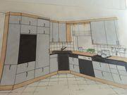 Plana Einbauküche