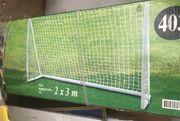 Verkaufe neues Fussballtor mit Netz