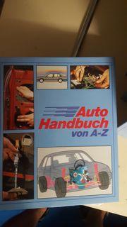 Auto Handbuch von A-Z Sammelordner
