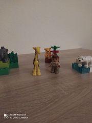 Lego Duplo Tierbabys im Zoo