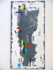Acrylbild Gemälde Bild Wandbild handgemalt