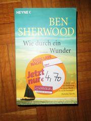 Buch Roman Ben Sherwood Wie