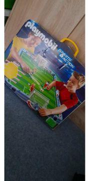 Playmobil Kickerspiel