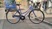 gut erhaltenes 28er Damenrad Marke