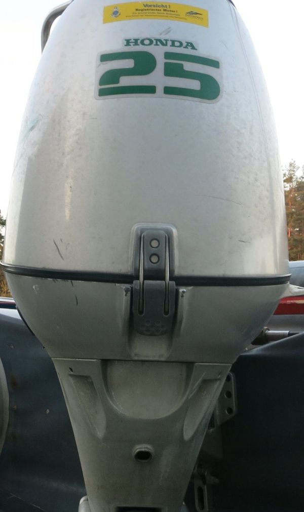 4-Takt Außenborder Honda BF 25