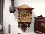 Alte Wand Uhr