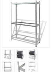 Reifenregal 795 kg Stahl