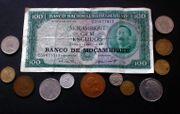 Banknote Münzen aller Welt