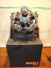 Moki Sternmotor ST 180 mit