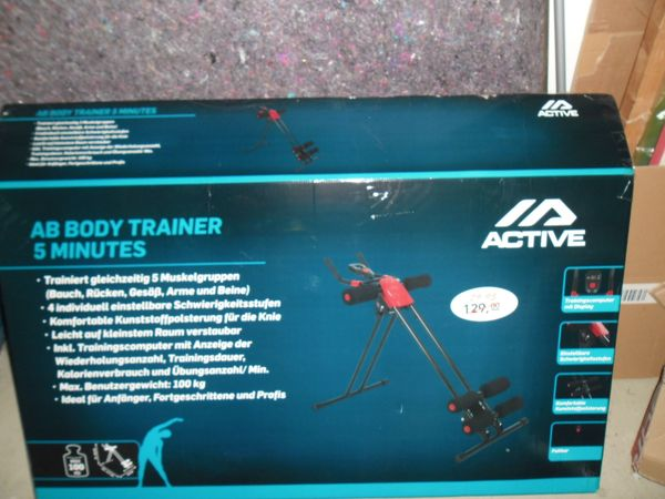 AB Body Trainer von ACTIVE