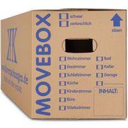 MOVEBOX Umzugskartons 2-wellig profi Umzugskisten