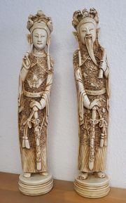 schönes asiatische Figuren Paar kostenloser