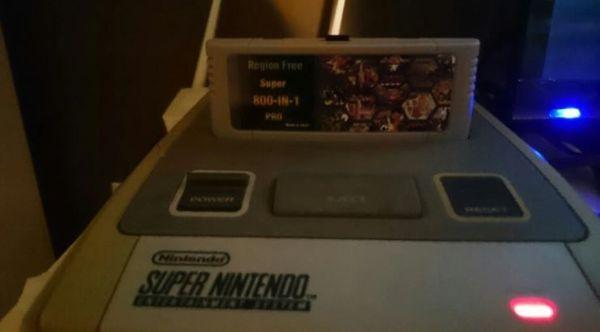Kartridge Module für Super Nintendo