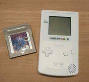 Gameboy Color Tetris