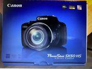 Canon PowerShot SX50 HS Superzoom