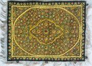 Kashmir Zardozi Royal Jewel Carpet