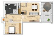 Zu verkaufen Schöne 3 5-Zimmer-Neubau-Wohnung