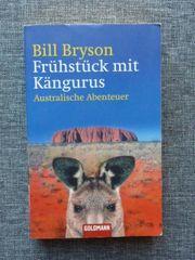 Bill Bryson Frühstück mit Kängurus