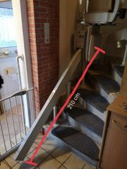 Treppen Lift Bison Bede
