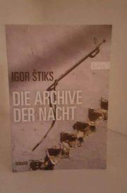 IGOR STICKS- DIE ARCHIVE DER