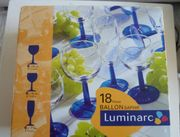 Luminarc Gläser Ballon Saphir