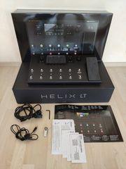 Line 6 Helix LT Gitarre