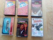 Mussikkassetten Schlager von 1971-1986 6