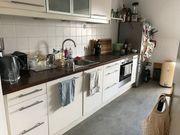 Küche inkl Kochfeld Ofen und