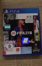 FIFA21 PS4 Playstation Wie Neu