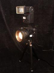 NIPPON 35mm VINTAGE KAMERA LAMPE