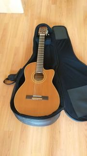 Ortega RCE 131 Konzertgitarre mit