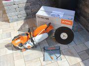 Stihl-Motorflex Trennschleifer TS420 350mm mit