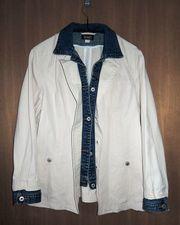 Damen Jacke Gr 46 Blazer