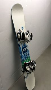 Neuw Freeride Snowboard Bindung 158