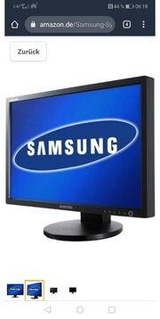 monitor Samsung syncmaster 24 zoll