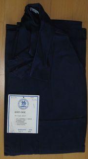 Berufsbekleidung Jacke blau Größe 26