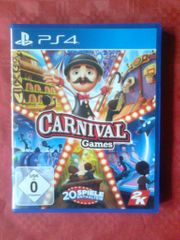 PS4 Spiel Carnival Games