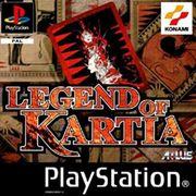 legend of Kartia ps1