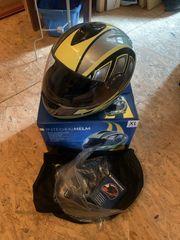 Motorrad Roller Helm XL