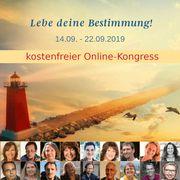 Tickets für den Schicksal-Onlinekongress - Lebe