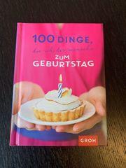 100 - Dinge die ich dir