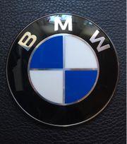 Original BMW Emblem SET