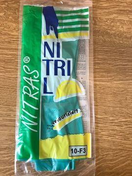 Schutzhandschuhe NITRIL: Kleinanzeigen aus Ubstadt-Weiher Zeutern - Rubrik Sonstiger Gewerbebedarf