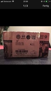 Original Audi VW Seat Skoda