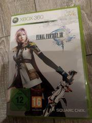 XBOX 360 Spiel Final Fantasy