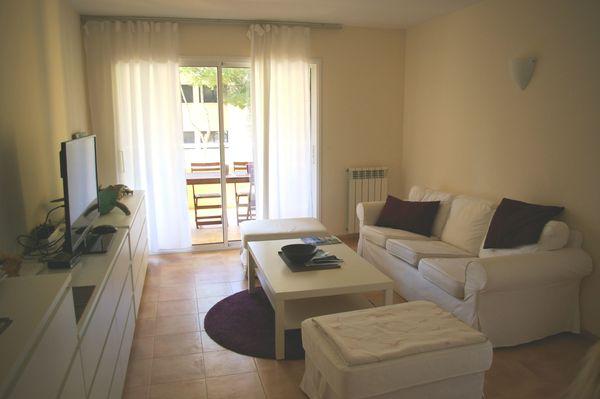 Neuwertige attraktive Wohnung in Cala