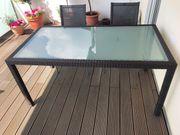 Tisch für Balkon und Garten