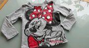 Minni Mouse Shirt gr 110