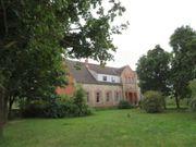 Gutshaus mit riesigen Grundstück
