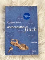 Arena Thriller Aschenputtelfluch - Krystyna Kuhn